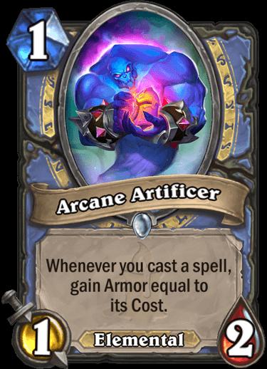 Arcane Artificer