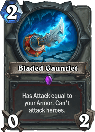 Bladed Gauntlet