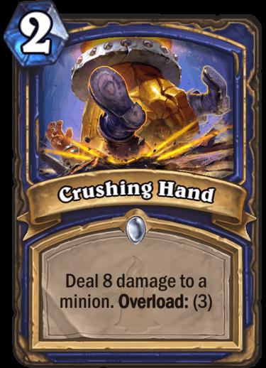 Crushing Hand