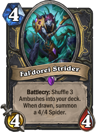 Faldorei Strider