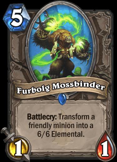 Furbolg Mossbinder