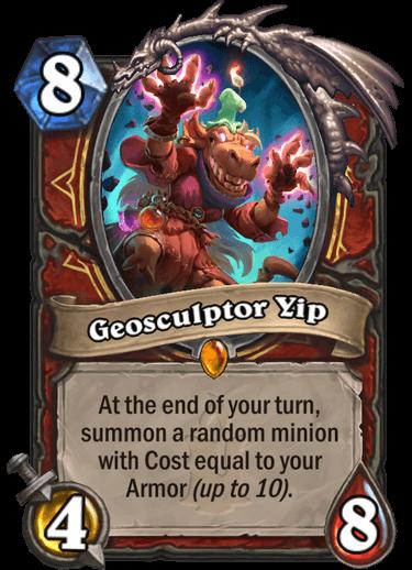 Geosculptor Yip