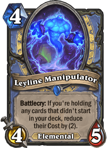 Leyline Manipulator