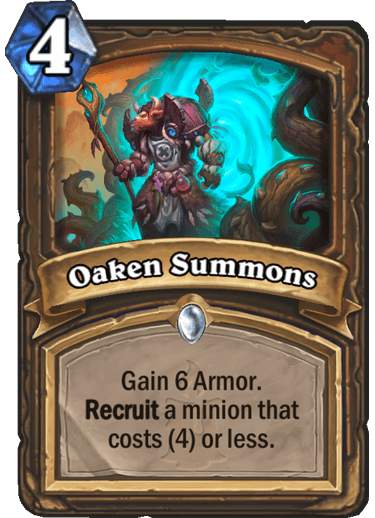 Oaken Summons