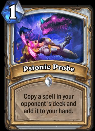 Psionic Probe