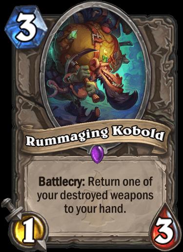 Runmaging Kobold