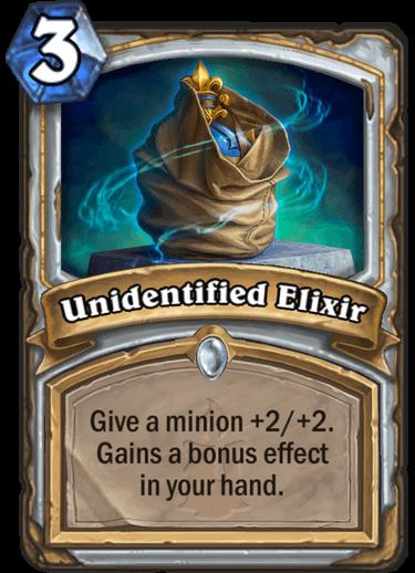 Unidentified Elixir