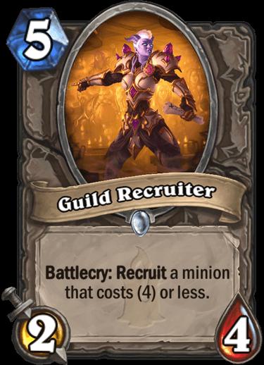 Guild Recruiter