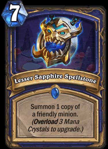 Sapphire  Spellstone