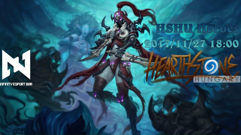 Hearthstone Hungary versenyek hétfő esténként, HSHU és HearthCup újítások (frissítve)