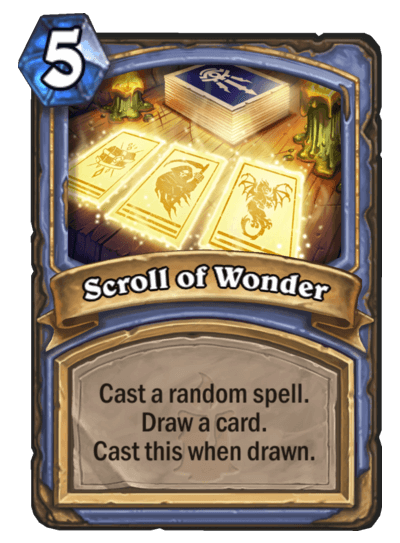 Scroll of Wonder
