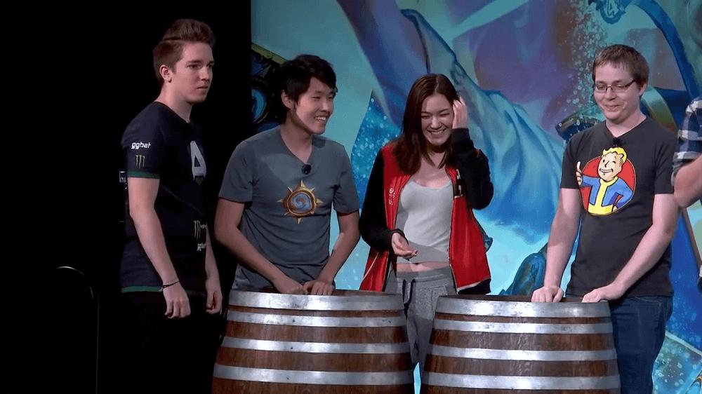 BlizzCon 2017: Hearthstone trivia, Ben Brode rap, esport
