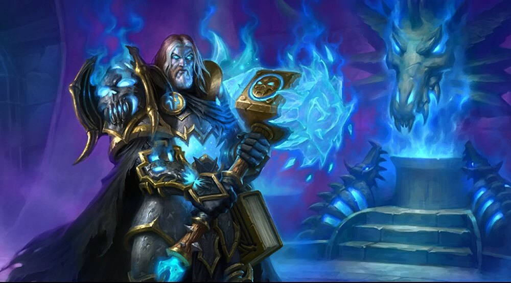 Uther death knight