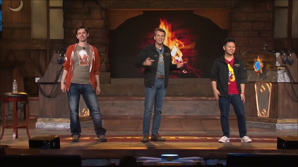 BlizzCon Hearthstone panel 2018