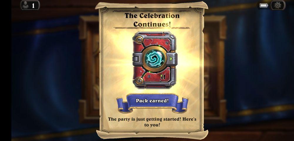 Az ünneplés folytatódik - Lépjetek be a BlizzCon 2. napjának jutalmáért