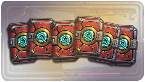 6 Boomsday Project card packs
