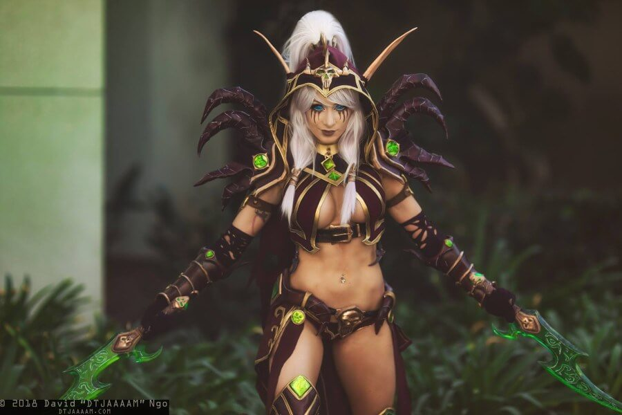 BlizzCon 2018 Cosplay