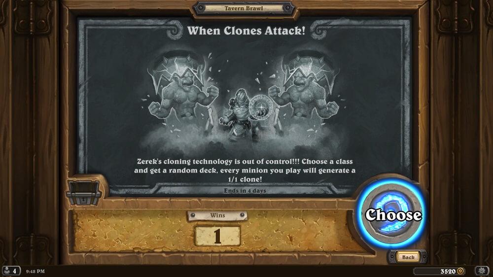 Amikor a klónok támadnak!