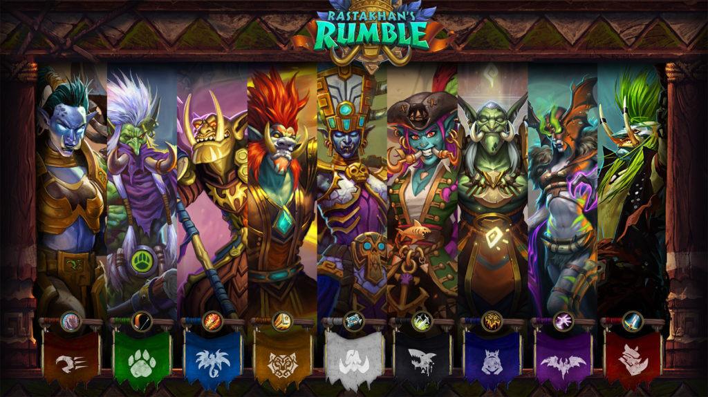 Loa Warcraft
