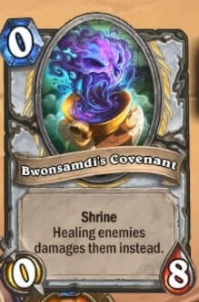 priest Shrine Hearthstone