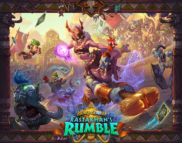 Rastakhan Rumble Hearthstone