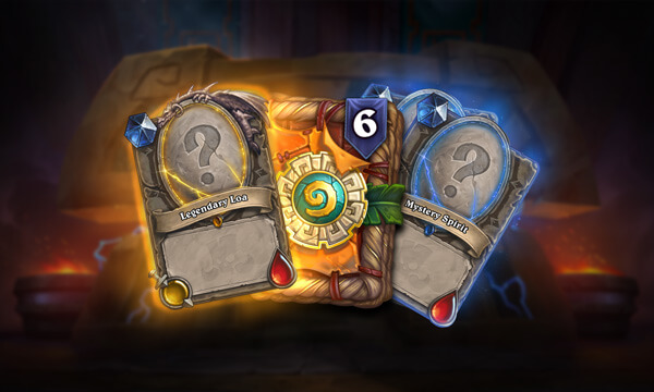 Rastakhan Rumble Reward Hearthstone