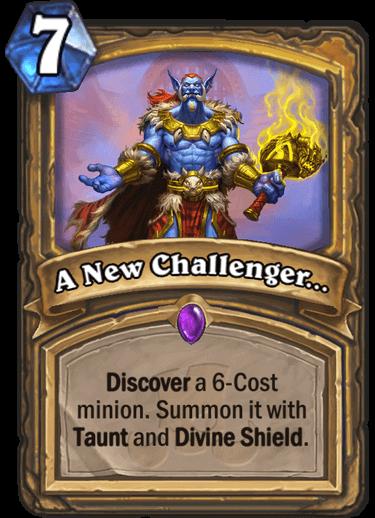 A New Challenger