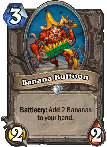 Banana Buffoon
