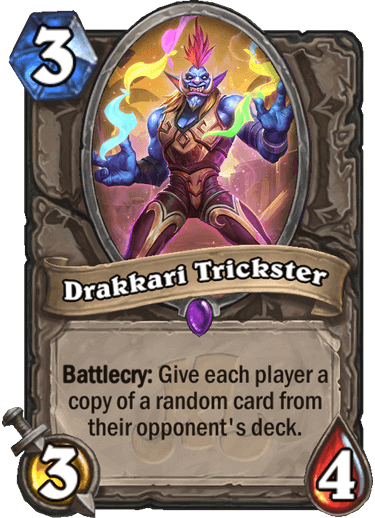 Drakkari Trickster