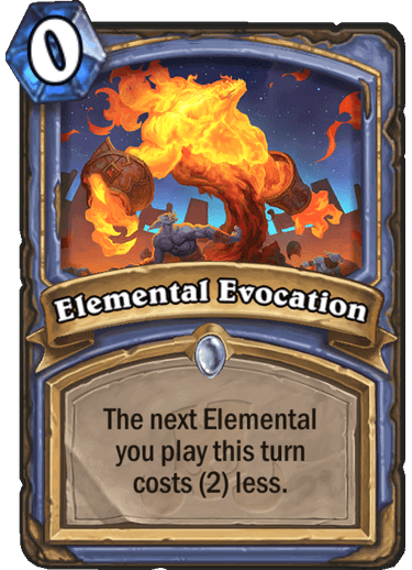 Elemental Evocation