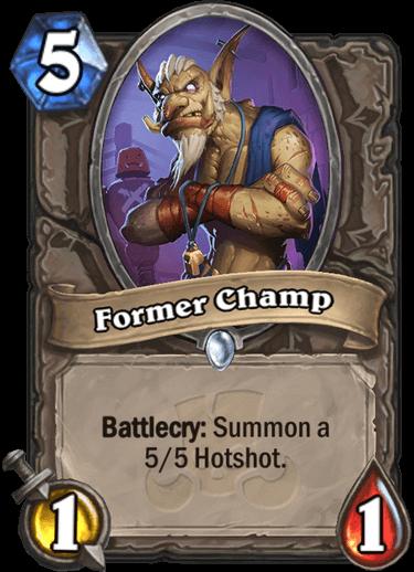 Former Champ