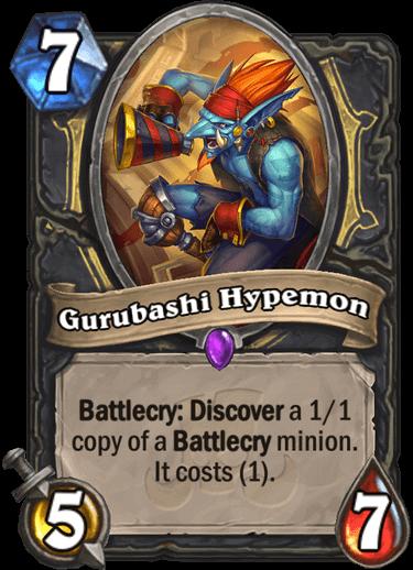 Gurubashi Hypemon