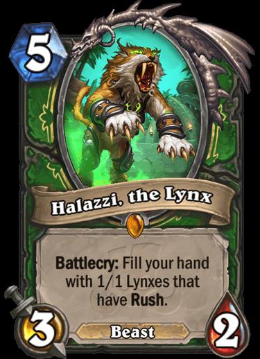 Halazzi, the Lynx