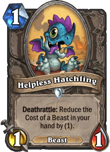 Helpless Hatchling