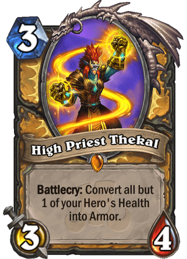 High Priest Thekal