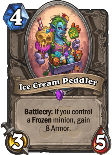 Ice Cream Peddler