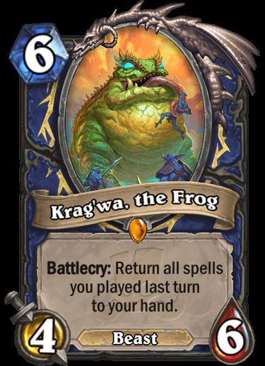 Kragwa, the Frog