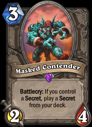 Masked Contender