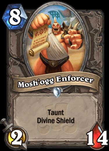 Moshogg Enforcer
