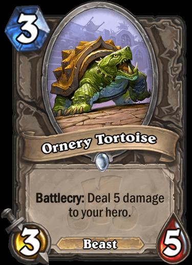 Ornery Tortoise