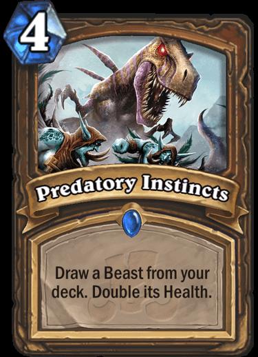 Predatory Instincts