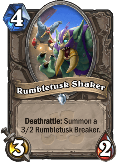 Rumblethusk Shaker