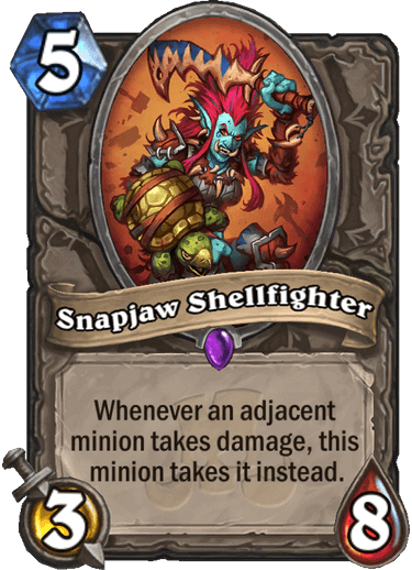 Snapjaw Shellfighter