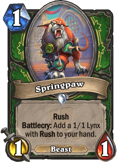 Springpaw