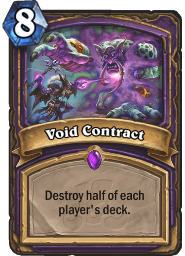 Void Contract