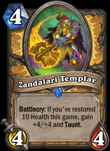 Zandalari Templar