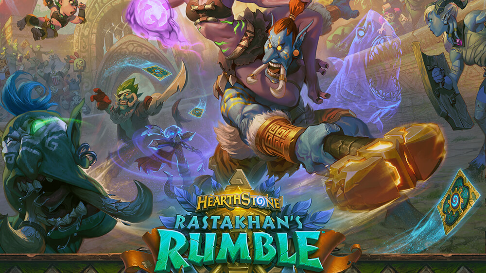 Rastakhan Rumble