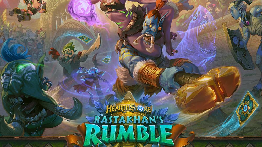 Rastakhan's Rumble információk (frissítve: december 1.)