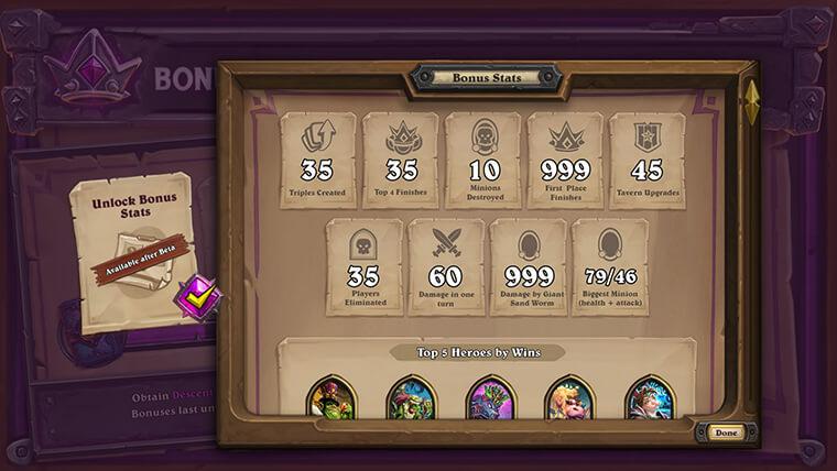 10 Descent of Dragons kártyacsomag jutalom