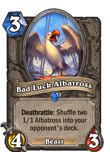 Bad Luck Albatross